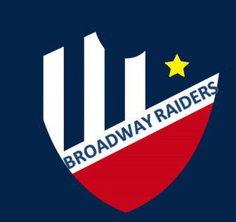 Broadway Raiders Badge Image