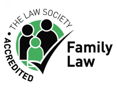 The Law Society - Family Law (Small) Badge Icon Image