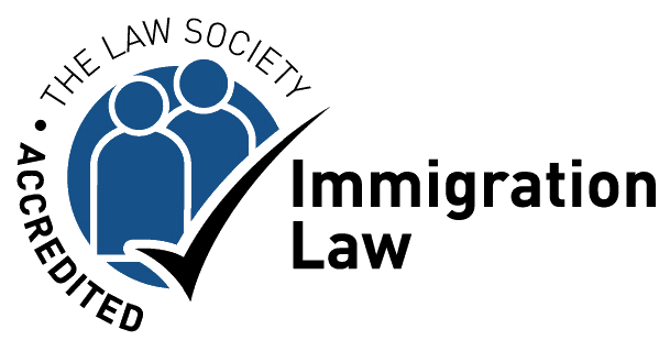 The Law Society - Immigration Law (Small) Badge Icon Image